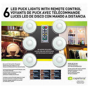 LED Puck Lights - battery operated - from Costco