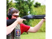 IntoTheBlue Experience Gifts & Memories -for example, Clay Pigeon Shooting Bedfordshire