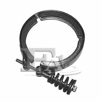 FA1 Rohrverbinder, Abgasanlage 969-810 für BMW