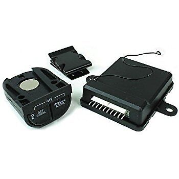 Universal Cruise Control - 250-1483 ROSTRA / UNIVERSAL WIRELESS RF CRUISE CONTROL SWITCH (OPEN CIRCUIT) NEW