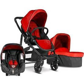 Graco carseat 0+ and adapter