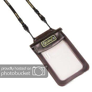 Hama Unterwassertasche für Kamera, Smartphone, iPhone, usw. bis 5 m Wasserdicht