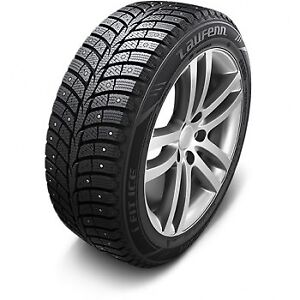 4 Winter tires/4 Pneus d'hiver 185/65/R14 Laufenn i fit ice