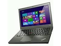 TOP RANGE LENOVO X240 LAPTOP- i5 43001.9GHZ- 128GB SSD- EXCELLENT BATTERY LIFE