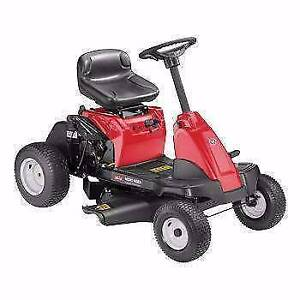 "Micro Rider Lawn Mower 61cm (24"") cutting deck Cheltenham Kingston Area Preview"