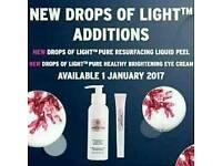 Body Shop Drops Of Light Facial Peel Liquid