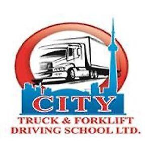 Forklift Training !! Forklift License!!