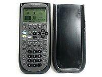 TI 89 Titanium Calculator Texas Instruments