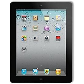 Apple iPad 2 16GB/WIFI/3G in Black Comes With Charger And Three Months Warranty