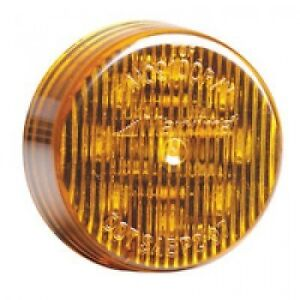 """**** 2"""" AMBER CLEARANCE  MARKER LIGHT ****"""