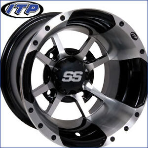 NEW-ITP-SS112-ATV-RIMS-10x5-4-144-front-9x8-rear-4-110-TRX-400ex-450r-250r