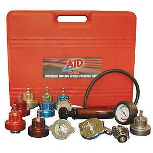 Universal Cooling System Pressure Test Kit by ATD