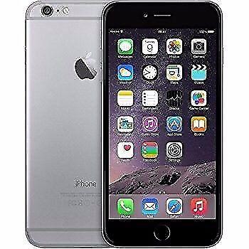 Unlocked Apple iPhone 6 16GB SPACE GREY LATEST IOS