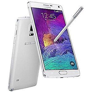 Mint unlocked Samsung Note 4 trade