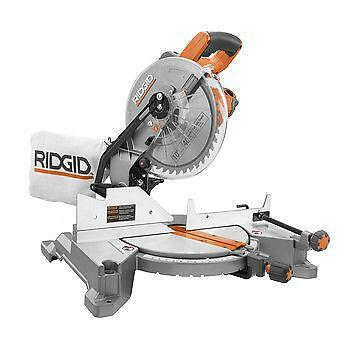 Ridgid miter saw ebay for 12 inch ridgid table saw