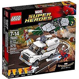 Lego marvel 76083