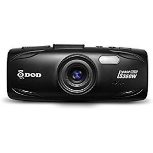 Dashcam with WDR Technology