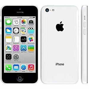 iPhone 5C White 16GB - Rogers