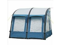 LAST FEW AT THIS PRICE!! ** SAVE £100 plus FREE RECLINER CHAIR with ROYAL WESSEX 2.6m AIR AWNINGS **