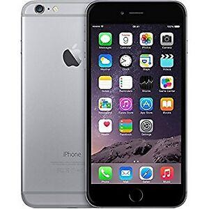 iphone 6 gris/grey fido can unlock/peux débloqué