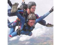 IntoTheBlue Experience Gifts & Memories -for example, Skydiving in Kent