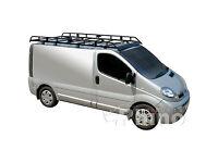 Rhino Roof Rack for Renault Trafic swb