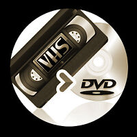 Video to DVD/Digital Conversions (Christmas Special! - ONLY $8)