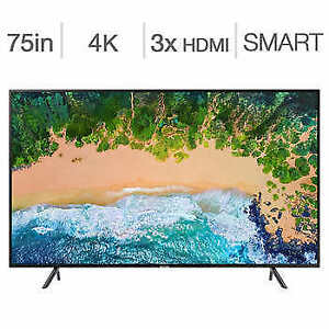 "RCA 70"" 75"" 78"" 4K & NEW Samsung 75"" 82"" 4K HDR Smart Tvs SALE!"
