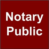 *Notary Public Services from $5.00* per doc*