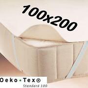 Matratzenauflage 100x200