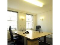 Serviced offices with easy access to the West End, the City and the Docklands from £415 per month