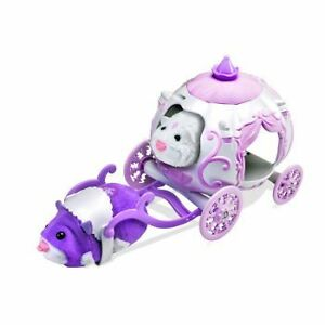 Zhu Zhu Pets - Princess Carriage - Brand New