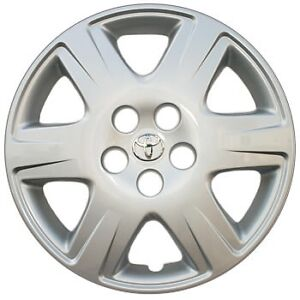 Looking for Toyota Corolla Hubcap