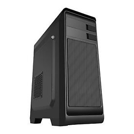 BRAND NEW AMD QUAD CORE GAMING PC