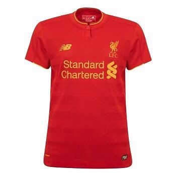Liverpool fc home shirt brand new