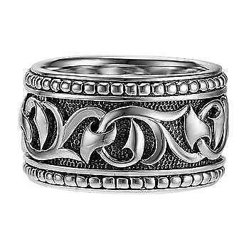 david yurman dog tag scott kay mens ring - David Yurman Mens Wedding Rings