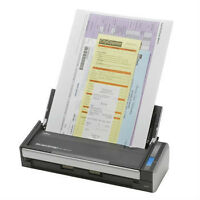 multi-page double-sided colour scanner for PC or Mac compact