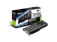 Asus GeForce gtx 1070 turbo