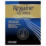 Regaine Extra Strength