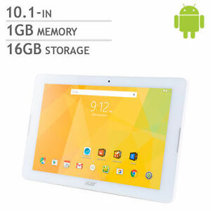 "Open Box Acer B3-A20-K2LC 10.1""Touchscreen Tablet"