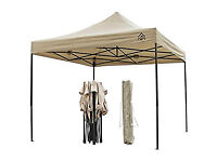 Vonhause 3mx3m All Weather Pop Up Gazebo