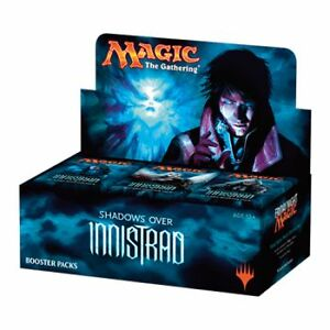 MTG Magic The Gathering Shadows Over Innistrad Boxes & Fat Packs