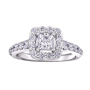 Engagement ring (currently $1800 + taxes in store)