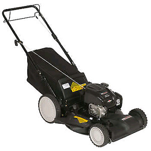 MTD Gold self propelled lawn mower (only a few months use)