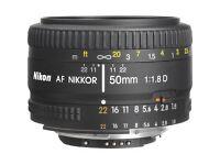 Nikon prime lenses wanted