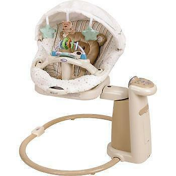 Graco sweetpeace baby swings ebay for Baby swing motor replacement