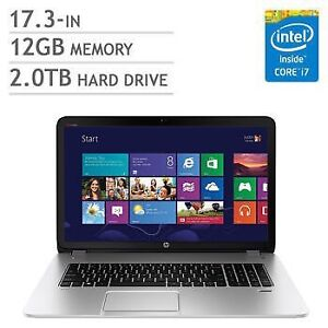 HP Envy 17 - Quality Laptop for Business & Gaming for Sale!