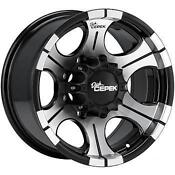 Dick Cepek Jeep Wheels