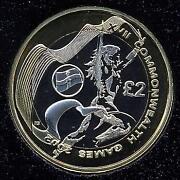 British Two Pound Coins