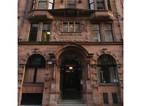** WELLINGTON STREET (G2) Office Space to Let in Glasgow